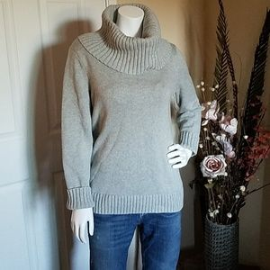 Sweaters - NAUTICA Cowl Neck Sweater